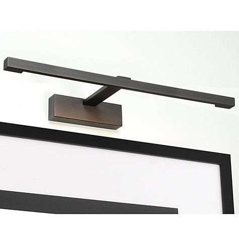 Buy Teetoo Picture Light, Bronze Online at johnlewis.com