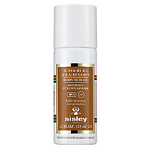 Buy Sisley Body Sun Oil SPF 6, 125ml Online at johnlewis.com