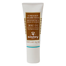 Buy Sisley Facial Sunscreen SPF 50, 40ml Online at johnlewis.com