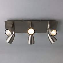 Buy John Lewis Thea 6 Spotlight Ceiling Plate Online at johnlewis.com