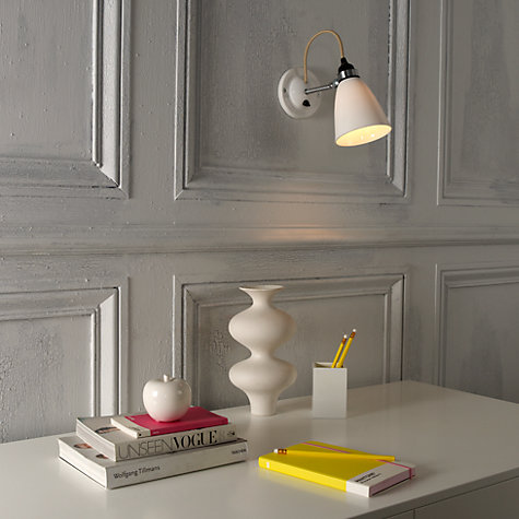 Buy Original BTC Hector Dome Switched Wall Light Online at johnlewis.com