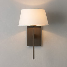 Buy John Lewis San Marino Wall Light, Bronze Online at johnlewis.com