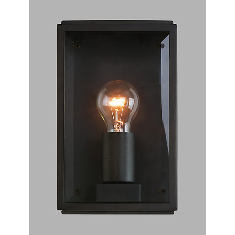 Buy Homefield Outdoor Lantern, Black Online at johnlewis.com