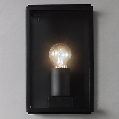 ASTRO Homefield Outdoor Lantern, Black