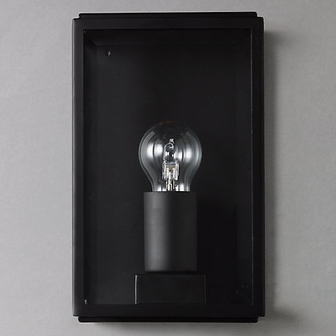Buy ASTRO Homefield Outdoor Lantern, Black Online at johnlewis.com