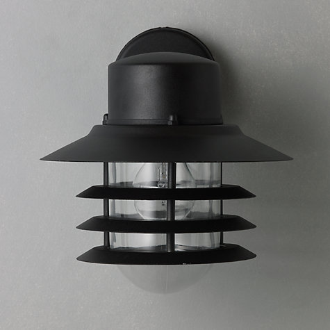 Buy Nordlux Cleve Outdoor Wall Lantern Online at johnlewis.com