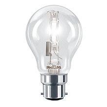 Buy Philips 42W BC Halogen Classic Bulb, Clear Online at johnlewis.com