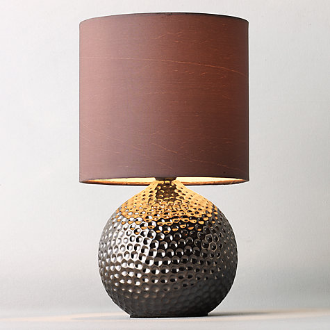 Buy John Lewis Alisa Table Lamp Bronze