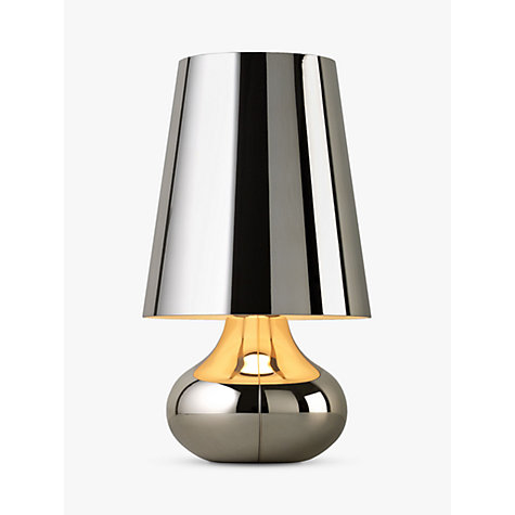 Buy Kartell Cindy Table Lamp, Platinum Online at johnlewis.com