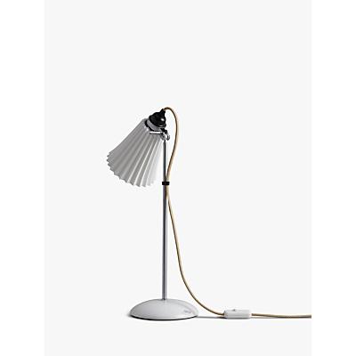 Original BTC Hector Pleated Table Lamp, FT380