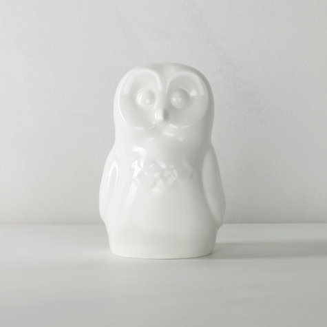 Buy White Rabbit Owl Children's Lamp Online at johnlewis.com