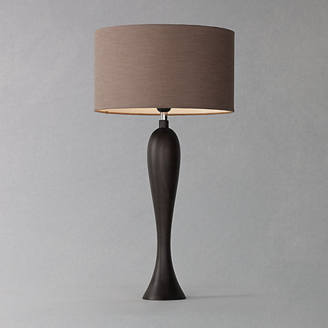 Buy John Lewis Joanna Lamp, Dark Online at johnlewis.com