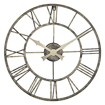Lascelles Outdoor Clock