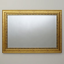 Buy John Lewis Beauchamp Gilt Mirror, 137 x 107cm Online at johnlewis.com