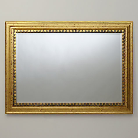 Buy John Lewis Beauchamp Gilt Mirror, 106 x 79cm Online at johnlewis.com