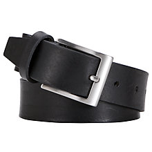 Buy John Lewis Full Grain Leather Belt Online at johnlewis.com