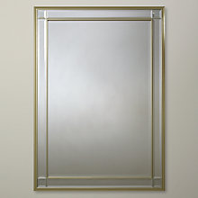 Buy John Lewis Marni Mirror, Silver, 168 x 76cm Online at johnlewis.com