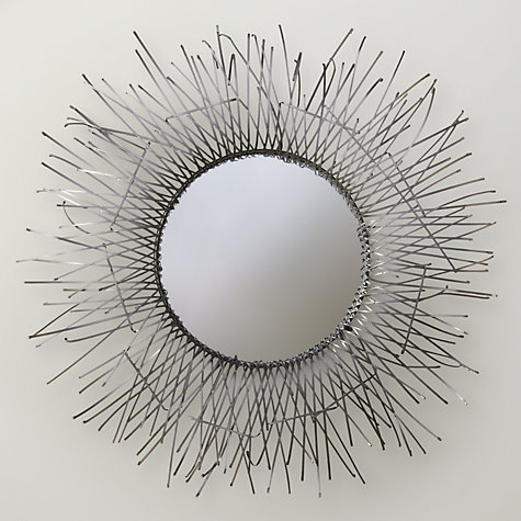 Buy Seaweed Round Mirror, Dia.110cm Online at johnlewis.com