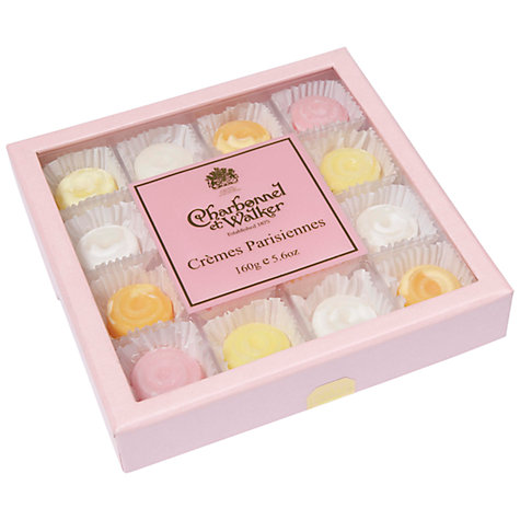 Buy Charbonnel et Walker Cremes Parisiennes Sweets, 160g Online at johnlewis.com