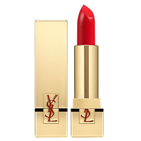 Buy Yves Saint Laurent Le Rouge Pur Couture Online at johnlewis.com