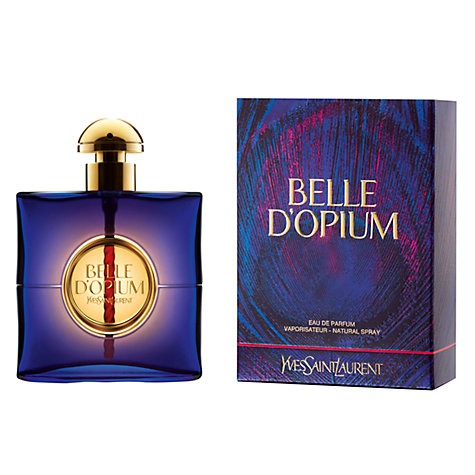 Buy Yves Saint Laurent Belle D'Opium Eau de Parfum Online at johnlewis.com