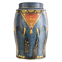 Buy Williamson Tea Earl Grey Tea Caddy, 40 bags, 100g Online at johnlewis.com