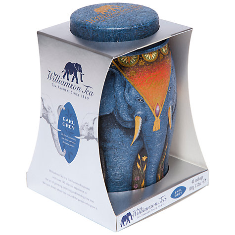 Buy Williamson Tea Earl Grey Tea, 100g Online at johnlewis.com