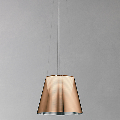 Flos K Tribe Bronze S2 Ceiling Light
