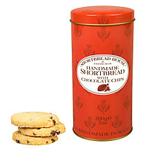 Buy Shortbread House Chocolate Chip Shortbread, 200g Online at johnlewis.com