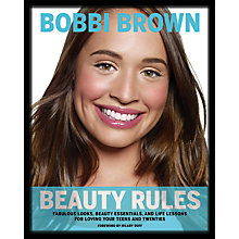 Buy Bobbi Brown Beauty Rules Teen Book Online at johnlewis.com
