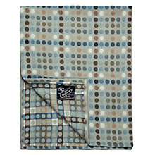 Buy Melin Tregwynt Mondo Spot Throw Online at johnlewis.com