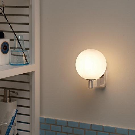 Buy Astro Sagara Bathroom Wall Light John Lewis