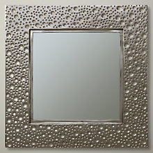 Buy Lunar Square Mirror, 60 x 60cm Online at johnlewis.com