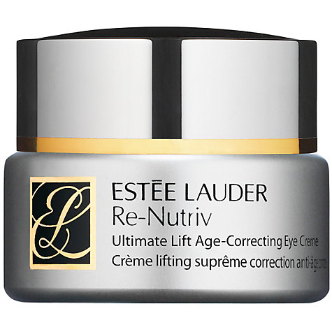 Buy Estée Lauder Re-Nutriv Ultimate Lift Age Correcting Eye Crème, 15ml Online at johnlewis.com