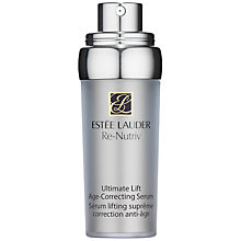 Buy Estée Lauder Re-Nutriv Ultimate Lift Age Correcting Serum, 30ml Online at johnlewis.com