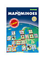 Wildcard Games Mapominoes Europe Dominoes Card Game