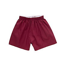 Buy School Girls' PE Shorts Online at johnlewis.com