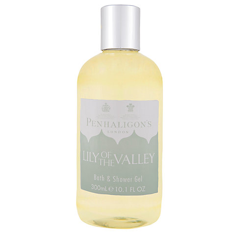 Buy Penhaligon's Lily of the Valley Bath & Shower Gel, 300ml Online at johnlewis.com