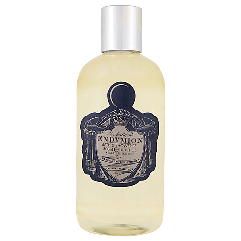 Buy Penhaligon's Endymion Bath & Shower Gel, 300ml Online at johnlewis.com
