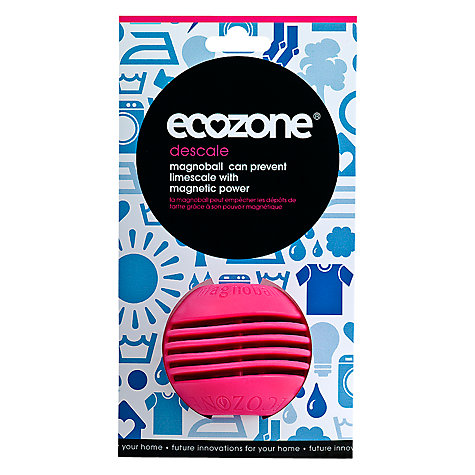 Buy Ecozone Washing Machine and Dishwasher Anti-Limescale Ball Online at johnlewis.com