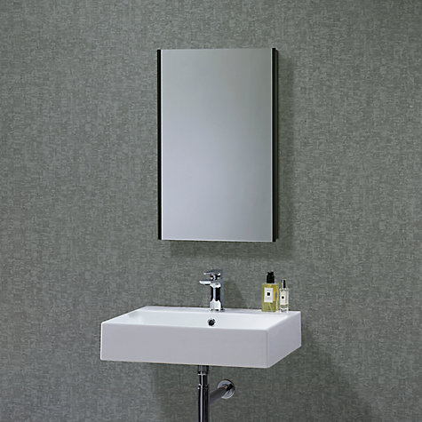 roper rhodes limit slimline single bathroom cabinet with double sided
