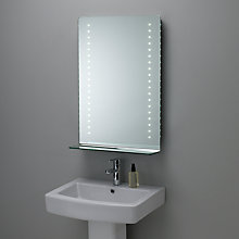 Buy Hyper LED Bathroom Mirror Online at johnlewis.com