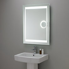 Buy Corona Backlit Mirror Online at johnlewis.com