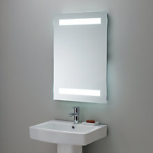 Buy Echo Backlit Bathroom Mirror Online at johnlewis.com