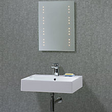 Buy Atom LED Mirror Online at johnlewis.com