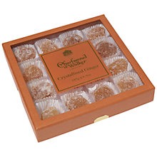 Buy Charbonnel et Walker Crystallised Ginger, 185g Online at johnlewis.com