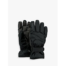 Buy Barts Basic Unisex Ski Gloves, Black Online at johnlewis.com