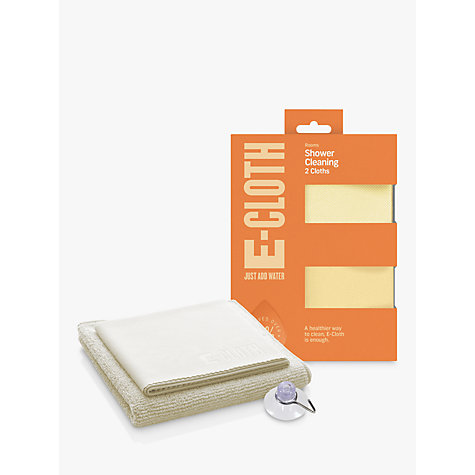Buy E-Cloth Shower Pack Online at johnlewis.com