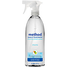 Buy Method Shower Cleaner Spray, Ylang Ylang Online at johnlewis.com