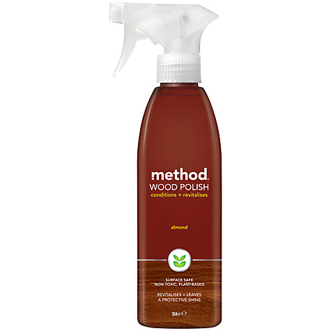 Buy Method Wood Polish Spray Online at johnlewis.com